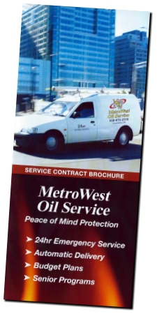 Metrowest Oil Service Policy Brochure